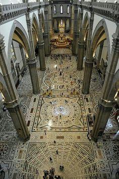 Galeria Uffizi. Florencia. Italia