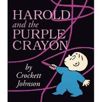 Harold And The Purple Crayon-  Pinned by @PediaStaff – Please Visit http://ht.ly/63sNt for all our pediatric therapy pins