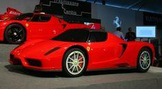 Ferrari Millechili Concept