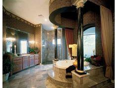 Umm ya, I think I could learn to like this bathroom.... OMG OMG OMG I want it and I want it NOW!!!! Lol