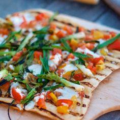 : Checca Pizza Recipe