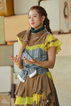 Perfect World, Stage Outfits, Disney Princess, Disney Characters, Kpop, Vintage, Style, Fashion, Swag