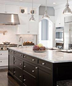 Kitchen Island Ideas, DIY & Designs #Kitchen Island #KitchenIdeas
