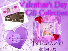 Moondreams Valentine Collection for Babies & New Moms by #MoonDreamsMusic #YouTubeVideo #ValentineGiftCollection #CarouselDreams #Babies&Moms