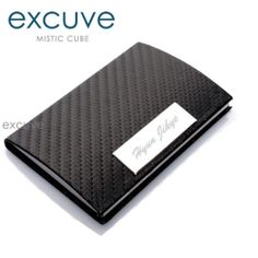 Business card credit card google search package design pinterest excuve luxury gt3 personalized business card holder case free engraving reheart Gallery