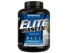 Dymatize Nutrition Casein Supplement Vanilla 4 Pound -- Read more reviews of the product by visiting the link on the image. (This is an affiliate link)