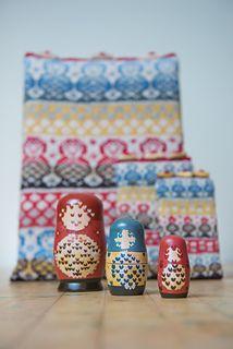 Ravelry: Polka Dots & Dolls pattern by Felicity Ford