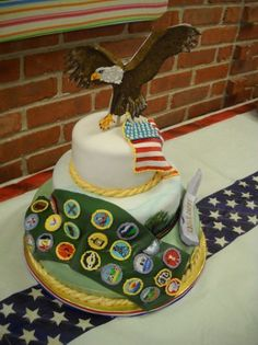 Eagle Scout Ceremony — Other Cakes