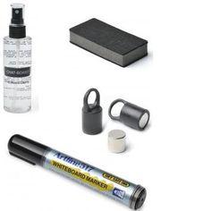CHAT BOARD® startsæt til glastavler / Diverse - Kontormøbler, konferencemøbler, kantineindretning mm.