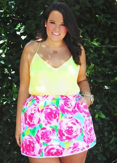 Too Much Is Never Enough: National Wear Your Lilly Day + Summertime
