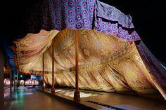Ottoman Campaign Tents   Islamic Civilization II #research #amwriting