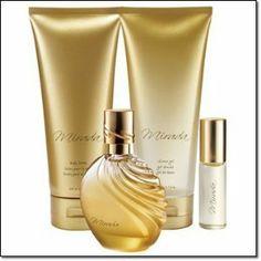 Avon Mirada Eau Toilette 4-piece Gift Set/ LIMITED EDITION by Avon. $182.51. Product DescriptionNew Original Avon Mirada Eau Toilette 4-piece Gift Set: Mirada Eau de Toilette, 1.7 fl oz/ Perfumed Body Lotion, 6.7 fl oz/ Shower Gel, 6.7 fl oz/ Eau de Parfum Spray, 0.5 fl oz. Mirada Eau de Toilette is a voluptuous floral oriental infused with wild mango berry, frangipani flowers, exotic jungle orchid and sultry amber musk.