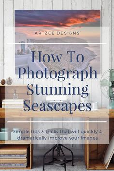 Seascape Photography Tips | How To Photograph Waves | Perspective Photography | #travelphotography #seascapephotos