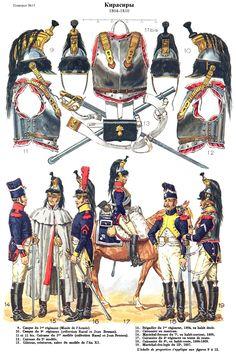 Cuirassiers 1804-1810 (pl 15) 2
