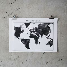 Land Poster | Remodelista