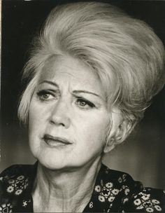 Photographed by Byron Syron in 1974 who would build the first acting school in Australia based on Stella's technique.