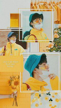KIM HANBIN Yellow aesthetic #Wallpaper #KimHanbin #iKONWallpaper #KpopWallpaper #Aesthetic #Yellow K Pop Wallpaper, Ikon Wallpaper, Floral Iphone Case, Iphone Cases, Kim Hanbin Ikon, Ikon Member, Bobby, Fandom, K Idol