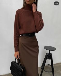 Winter Fashion Outfits, Work Fashion, Modest Fashion, Fall Outfits, Autumn Fashion, Fashion Looks, Classy Outfits, Stylish Outfits, Professional Outfits