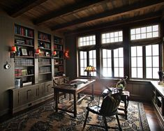 Beautiful Home Library | Content