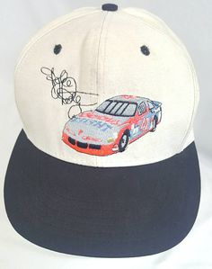 be8b8b57642 Coors Light Racing Kyle Petty Snapback Hat Nascar Made In USA Vintage 90s  Beer Advertising Alcohol