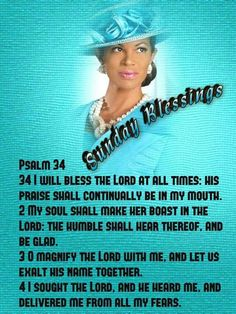 Sunday morning Blessings for EVERYONE