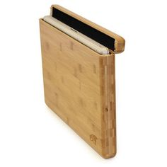 """MacBook Pro 13"""" Case Bamboo Nat, $65, now featured on Fab."""