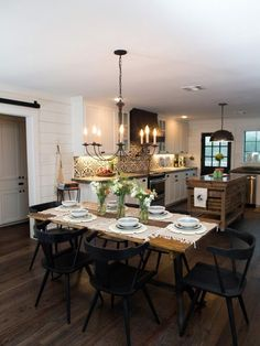 Fixer Upper: A Very Special House in the Country | HGTV's Fixer Upper With Chip and Joanna Gaines | HGTV