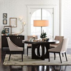 modern dinning room chairs | ... Modern dining chairs are preferred to keep the dining room modern and
