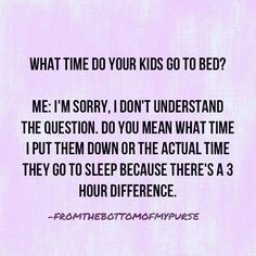 Seriously, I'm confused. (via @fromthebottomofmypurse) #bedtime #needsleep #scarymommy