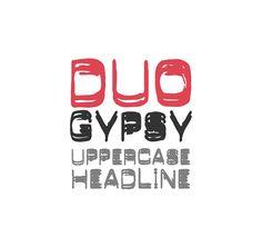 LRC Type Foundry - DuoGypsy
