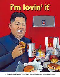 Afbeeldingsresultaat voor Kim Jung un is fat