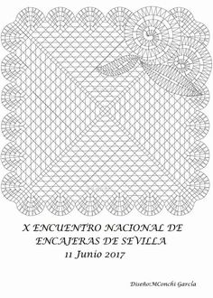 Bolillos Bobbin Lace Patterns, Lace Heart, Lace Jewelry, Lace Flowers, Lace Detail, Lacer, Crochet, Rugs, Crafts