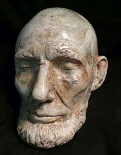 Abraham Lincoln life mask