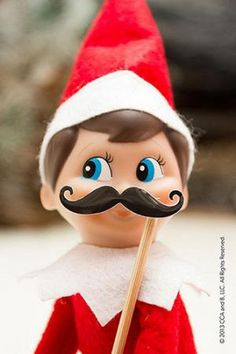Go ahead and have fun with your elf on the shelf! LWCD