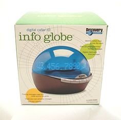 Best price on Digital Caller Id Info Globe with Clock  See details here: http://topofficeshop.com/product/digital-caller-id-info-globe-with-clock/    Truly the best deal for the brand new Digital Caller Id Info Globe with Clock! Check out at this budget item, read customers' opinions on Digital Caller Id Info Globe with Clock, and buy it online without missing a beat!  Check the price and Customers' Reviews: http://topofficeshop.com/product/digital-caller-id-info-globe-with-clock/  #office…