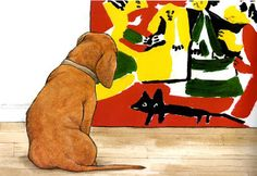 """The true story of Picasso and a dachshund named Lump: """"Lumpito and the Painter from Spain"""""""