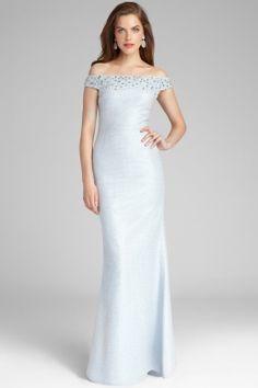 67d49ba04e61 Evening & Formal Gowns | Teri Jon Red Carpet Event, Formal Dresses, Wedding  Dresses