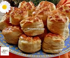 Bread Dough Recipe, Savory Pastry, Hungarian Recipes, Pretzel Bites, Cake Cookies, Soul Food, Food And Drink, Sweets, Snacks