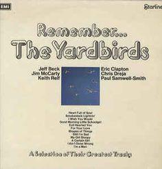 Afbeeldingsresultaat voor lp yardbirds remember