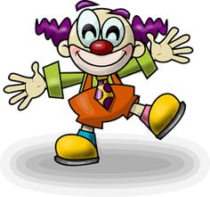 Free Image on Pixabay - Clown, Crazy, Happy, Funny, Cartoon Let's Have Fun, Just For Fun, Famous Clowns, Le Clown, The Daily Show, Jokes In Hindi, Child Day, Yoshi, Bowser