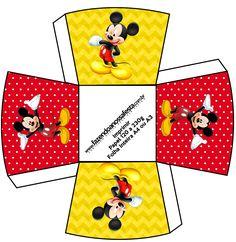 Chachepô de Mesa Mickey:
