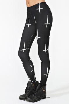 Cross Over Leggings