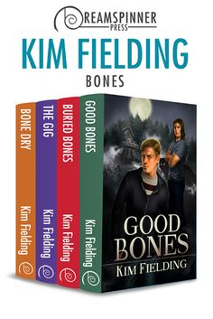 Bones Bundle (Lily G's Review)   Gay Book Reviews – M/M Book Reviews