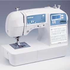 @Overstock - Built in Stitches: 100   8 styles of one-step, auto-size buttonholes  55 Alphanumeric Stitches for Basic Monogramminghttp://www.overstock.com/Crafts-Sewing/Brother-XR9500PRW-Computerized-Sewing-Machine/6358734/product.html?CID=214117 $199.99