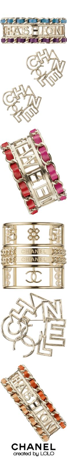 Chanel Spring-Summer 2015 Accessories | LOLO