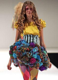 University of Westminster's graduate fashion show