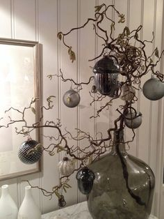 Christmas Decor by Nina Th. Oppedal, Norway.