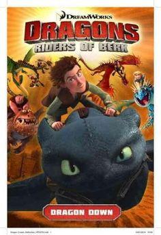 Dragons: Riders of Berk 1: Dragon Down (Dragons: Riders of Berk)