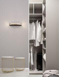 A Nova Luce Grania fali lámpa ideális választás a gardróbodba is! Led, Nova, Home Decor, Decoration Home, Room Decor, Home Interior Design, Home Decoration, Interior Design