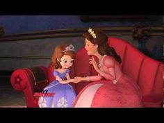 Sofia the First: Once Upon a Princess Exclusive - Mother/Daughter Time - YouTube